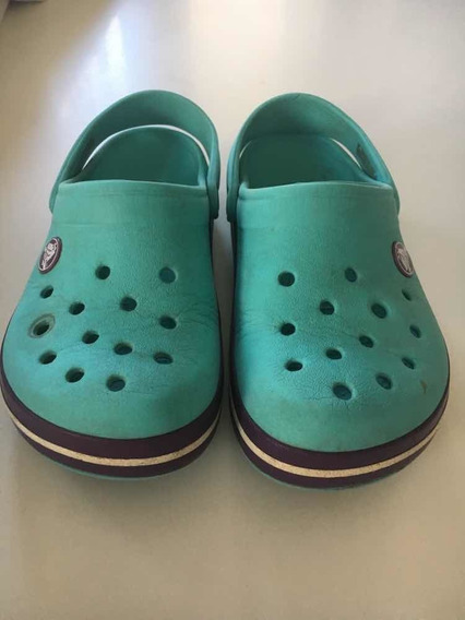 Crocs Band Muy Buen Estado