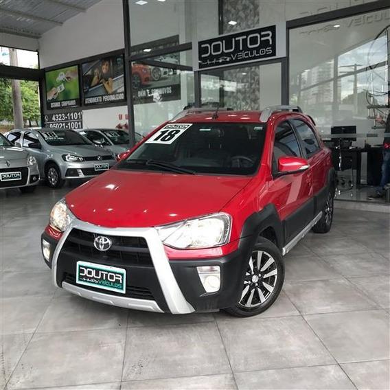 Toyota Etios Cross 1.5 16v Flex 4p Automático 2018/etios 18