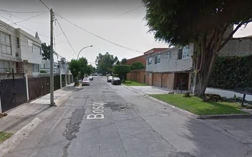Casa En Naucalpan, Los Pastores, Calle Del Bosque