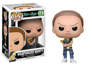 Funko Pop! Rick And Morty # 173 - Weaponized Morty