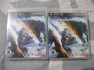 Metal Gear Rising Revengeance Ps3 Metalgearrising Juegos