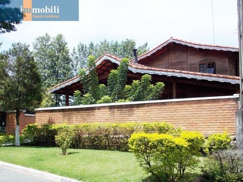 Imagem 1 de 15 de Excelente Residência Pré-fabricada Com Loft - Gv15866