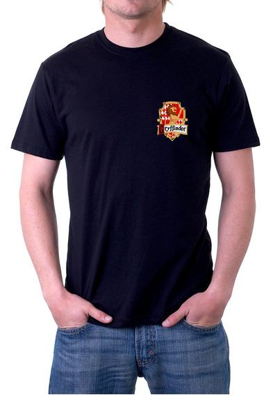 Camiseta Gryffindor - Grifinória - Harry Potter