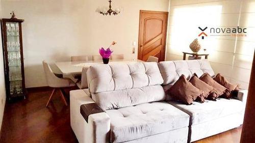 Imagem 1 de 20 de Apartamento Com 3 Dormitórios À Venda, 162 M² Por R$ 795.000,00 - Centro - Santo André/sp - Ap3162