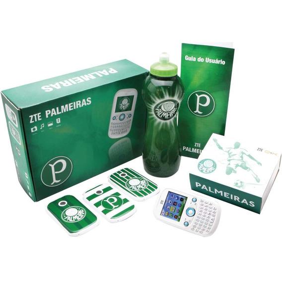 Celular Palmeiras Dual Sim C/ Squeeze