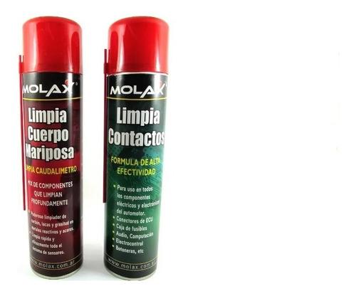 Imagen 1 de 6 de Kit Limpia Contactos Limpia Cuerpo Mariposa