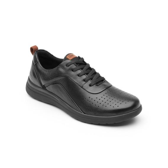 Zapato De Confort Casual Flexi Dama 102002 Negro
