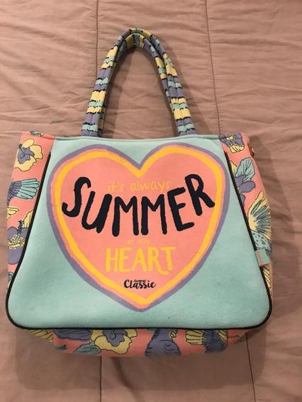 Cartera Simones Original Summer Heart