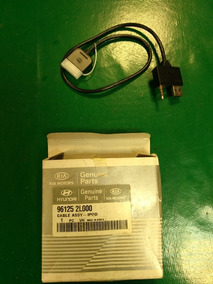 Cabo Original Do Ipod Hyundai / Kia Cod 961252l000