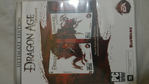 Dragon Age Origins Pc Original