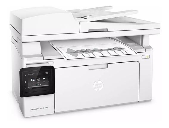 Impressora Hp Multifuncional M130 Wifi 130fw