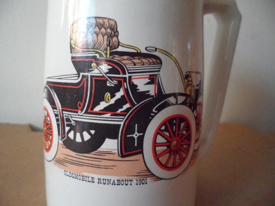 Tarro Oldsmobile Runabout 1901 Retro Souvenir Carro Auto