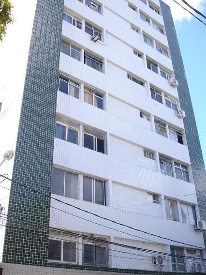 Apartamento Em Boa Vista, Recife/pe De 52m² 1 Quartos Para Locação R$ 620,00/mes - Ap588335