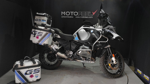 Imagen 1 de 15 de Motofeel Cdmx - Bmw R 1200gs Adventure @motofeelmx