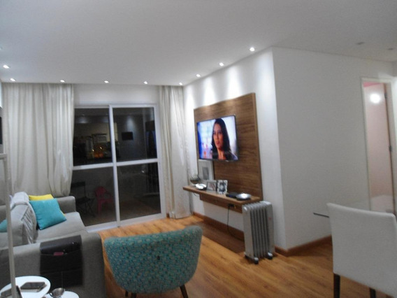 Apartamento Com 3 Dormitórios Para Alugar, 82 M² Por R$ 2.000,00/mês - Gopoúva - Guarulhos/sp - Ap6464