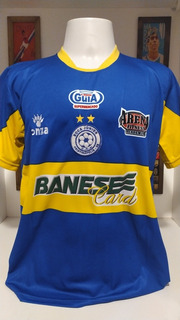 Camisa Futebol Boca Júnior Sergipe Cristinapolis