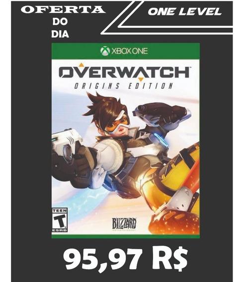 Overwatch Origins Edition Xbox One Original Sem Restrição