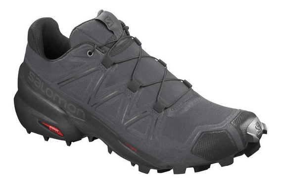 Zapatillas Salomon Speedcross 5 M Magnet Black Envio Gratis