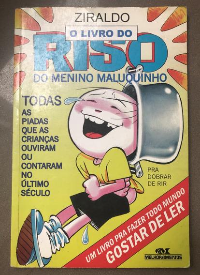 Livro Do Riso Do Menino Maluquinho