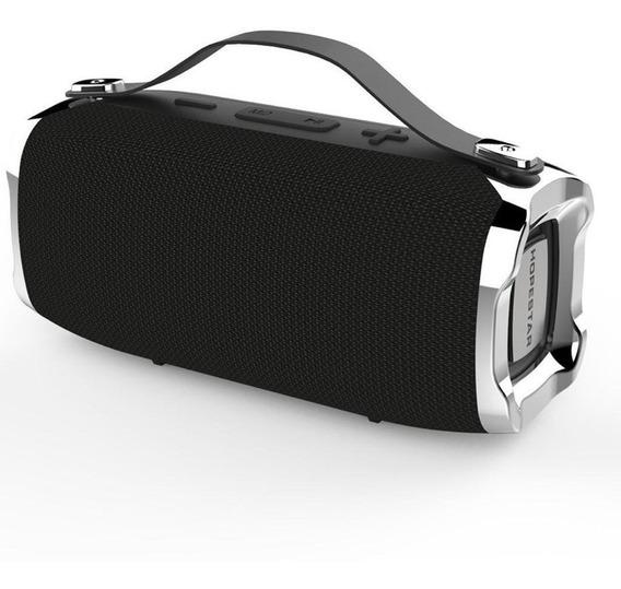 Caixa De Som Hopestar H36 Portátil Bluetooth Prova D´agua