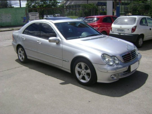 Mercedes-benz C 320 3.2 Avantgarde V6 Gasolina 4p