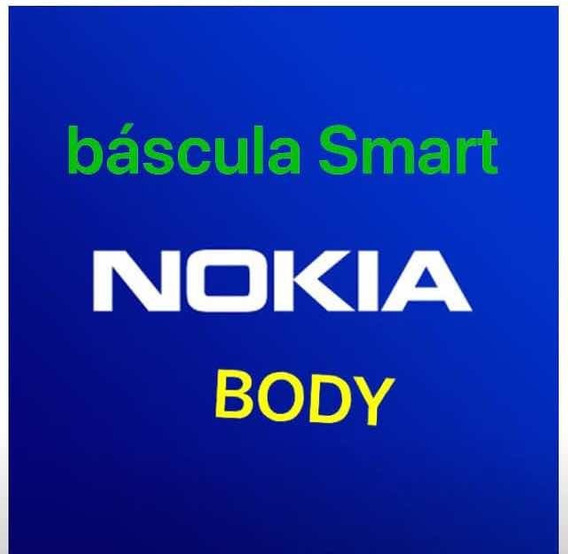 Báscula Wi-fi Nokia Body, Nueva, Mide Peso % Grasa + Músculo