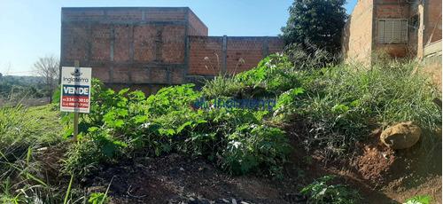 Terreno À Venda, 250 M² Por R$ 125.000,00 - Jardim Colúmbia D - Londrina/pr - Te0393