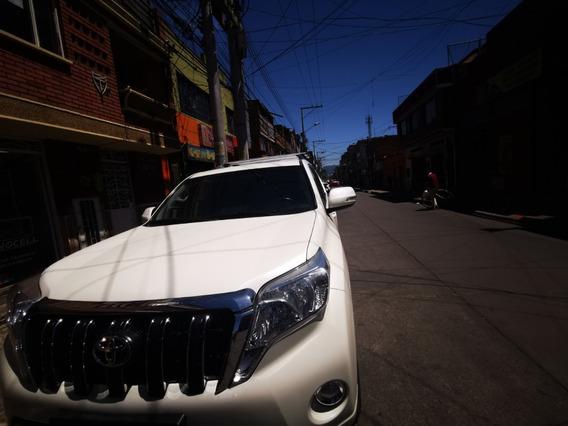 Toyota Prado Txl Prado 2016