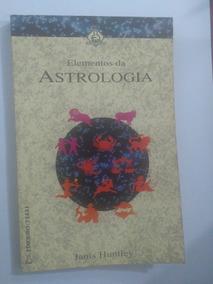 Livro: Elementos Da Astrologia De Janis Huntley