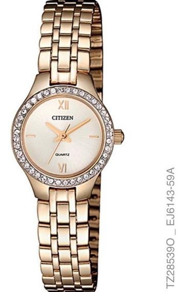 Relógio Quartz Feminino Citizen Tz28539o