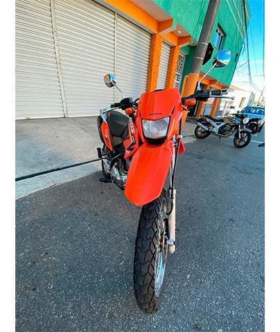 Honda Nxr 150 Bros Esd/flex