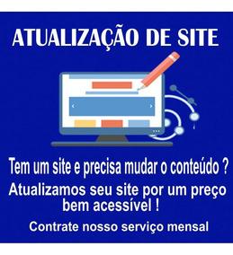 Atualização De Sites