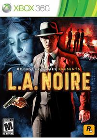 L.a Noire Xbox 360