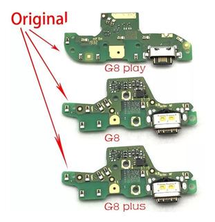 Conector De Carga Moto G8