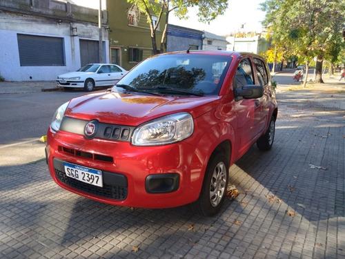 Fiat Uno Attractive, Retira Con U$s 4600+cuotas.