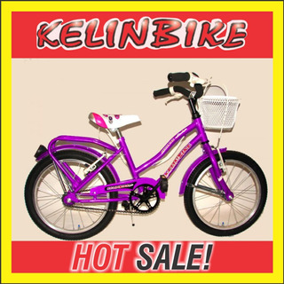 Bicicleta Nena Playera Full Con Frenos Kelinbike Rodado 16