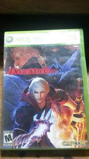 ** Devil May Cry 4 Para Tu Xbox 360 **