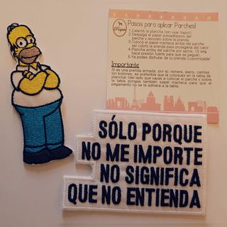 Parches Frases En Mercado Libre Argentina