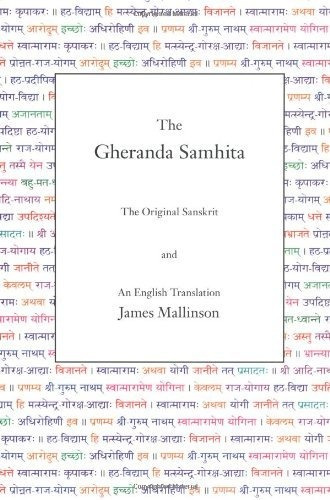 Book : The Gheranda Samhita - James Mallinson
