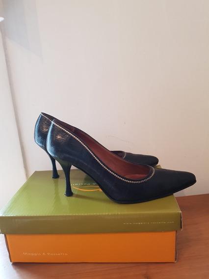 Zapatos Stiletos Maggio & Rossetto