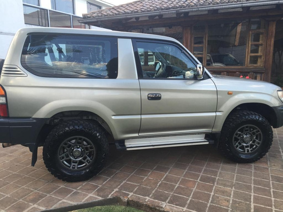 Toyota Land Cruiser Prado 3p 4x4 Flamante, Poco Recorrido