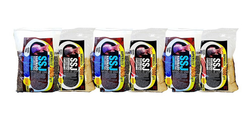 Promo Cuarentena Ssj X 12 Kg (6 Classic 6 Barbacoa 30% Off