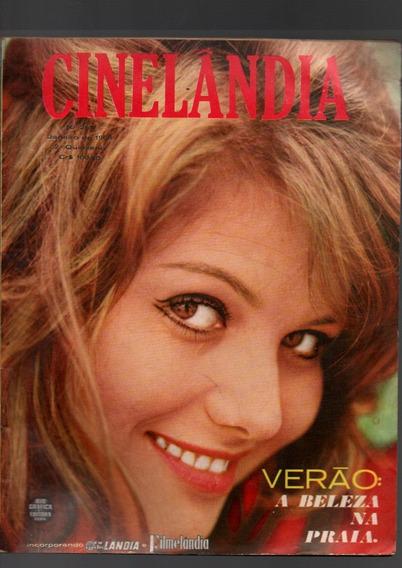 Cinelândia Claudia Cardinale Nº269 Do Ano 1964 Raridade