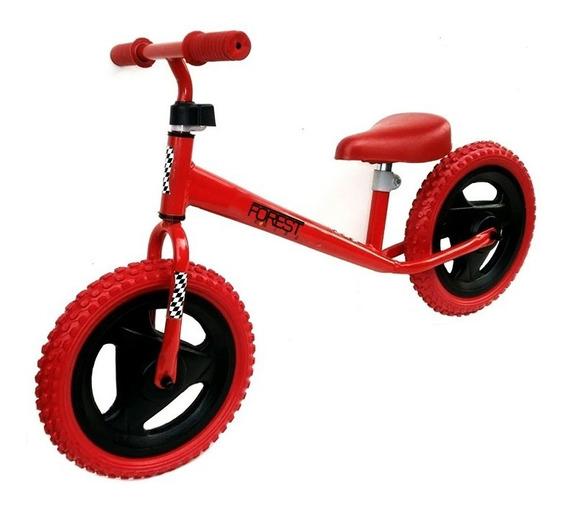 Bicicleta Camicleta Forest Sin Pedales De Balanceo Rodado 12