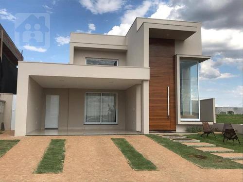 Casa Com 3 Dormitórios À Venda, 280 M² Por R$ 990.000,00 - Alvorada - Araçatuba/sp - Ca0783