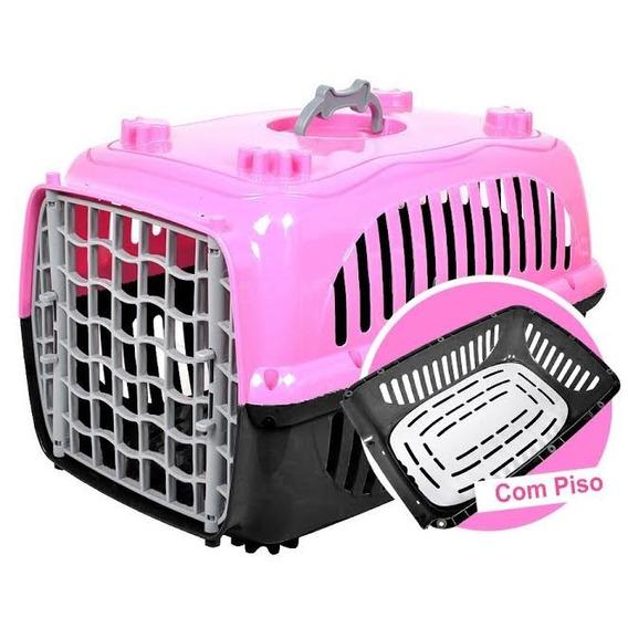 Caixa De Transporte Para Gatos Casinha De Cachorro Número 1
