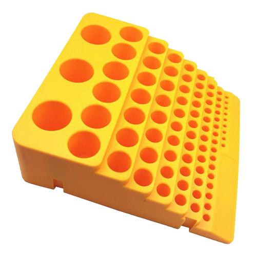 Imagen 1 de 2 de Unil - Maletín Organizador Para Brocas (84 Agujeros, Para 4