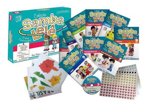 Coleção Samba Lele Sambalele 9 Anos + Brinde
