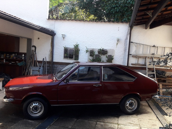 Volkswagen Passat Ls Ano 78 Único Dono Totalmente Original