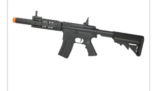 Rifle De Airsoft M4a1 Ris Black Cm513 Cal 6mm